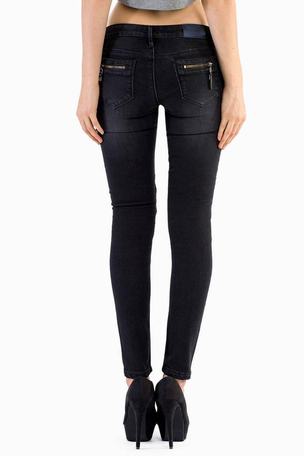Stacy Moto Jeans