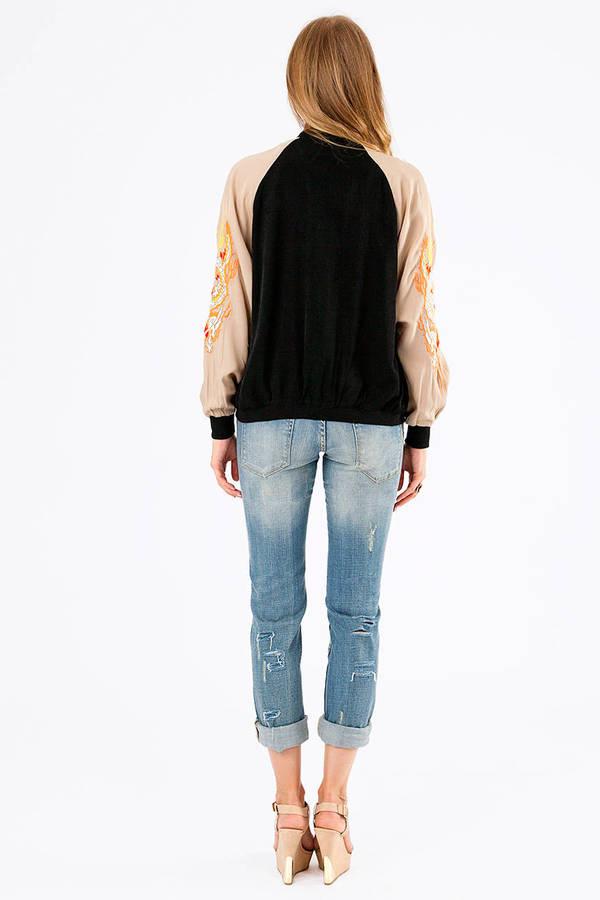 Desiree Dragon Jacket