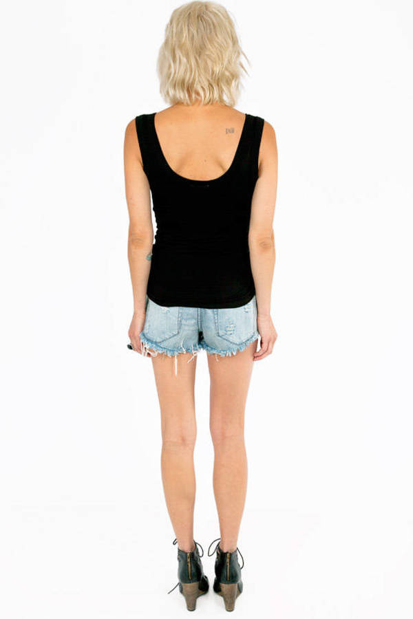 The Basics Tank Top