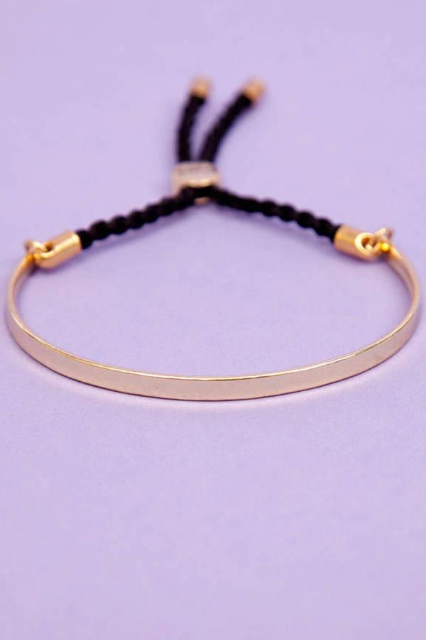timi Thin Cuff Bracelet
