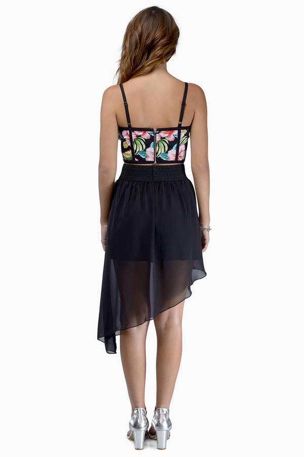 Tia Tilted Skirt