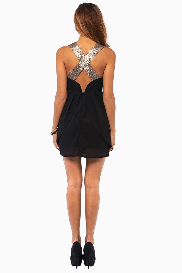 True Romance Sequin Dress