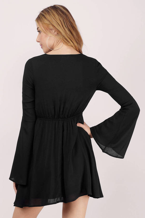 Up My Sleeve Dress