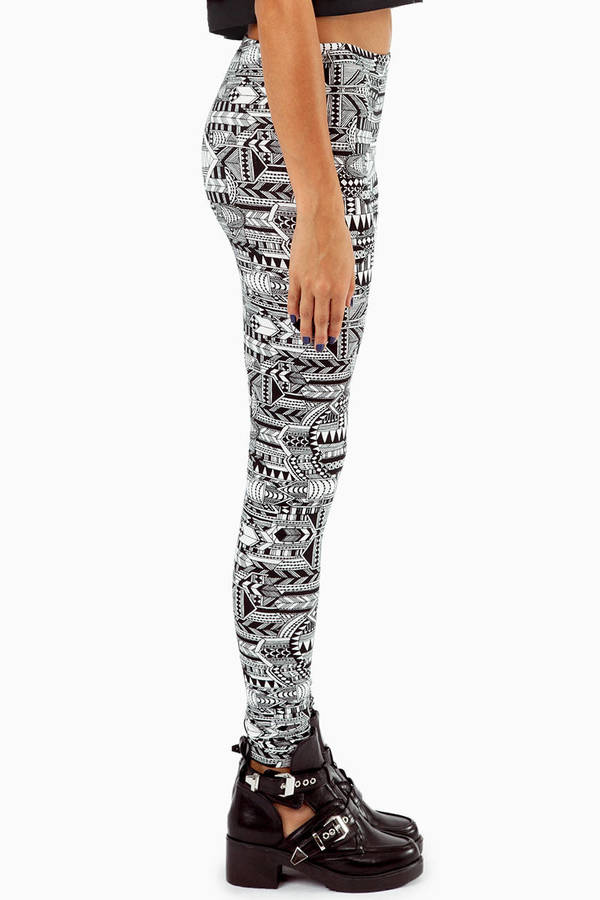 Pen And Ink Leggings
