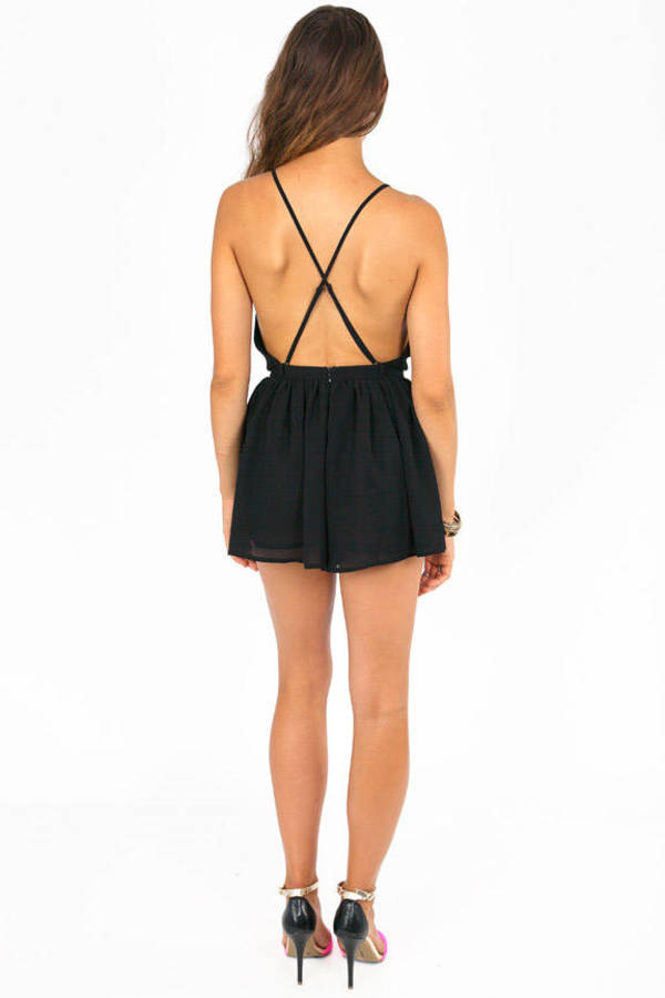Wild About You Romper