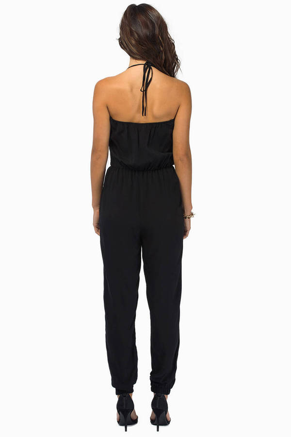 Wrap Me Up Jumpsuit