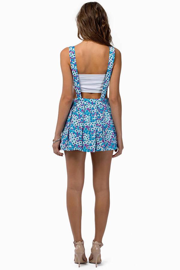 Painter Overall Dress