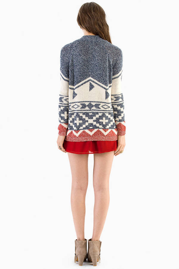 Florence Sweater Cardigan