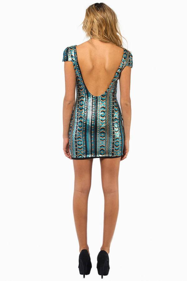 Catalyst Sequin Dress