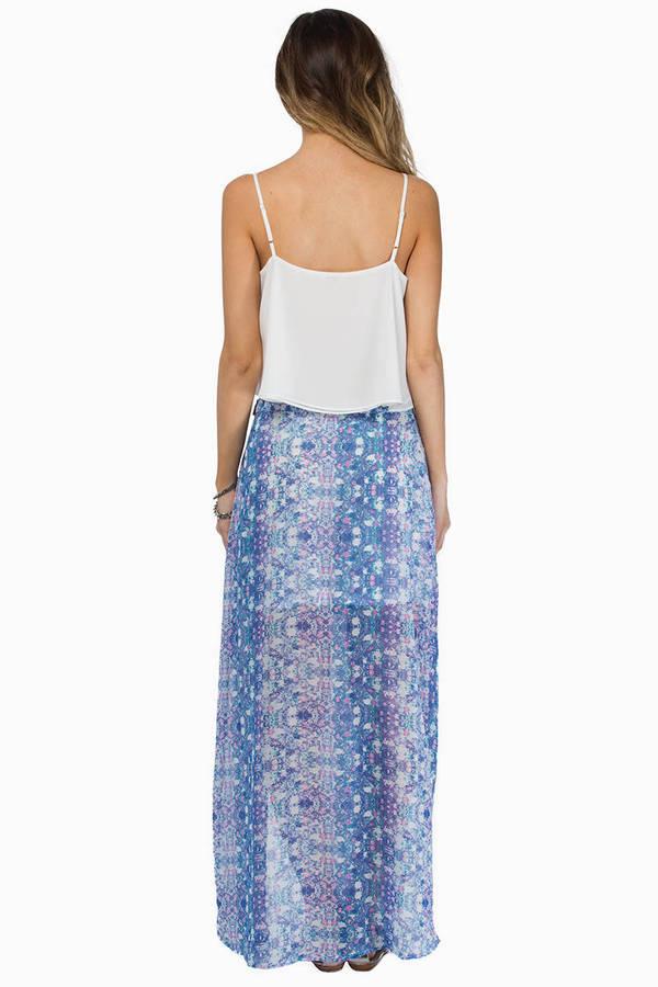Lizbeth Maxi Skirt
