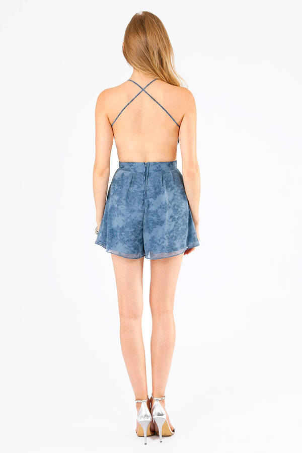 Sky's The Limit Romper