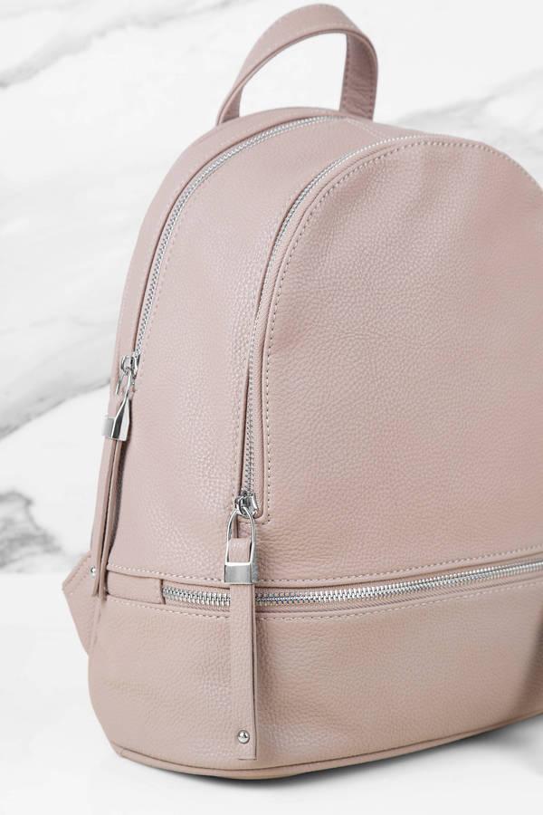 4c4e9d2d40 ... Urban Expressions Urban Expressions Ashleigh Blush Mini Backpack