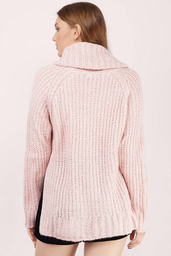 Blush Sweater - Pink Sweater - Knitted Sweater - Blush Top - € 12 ...