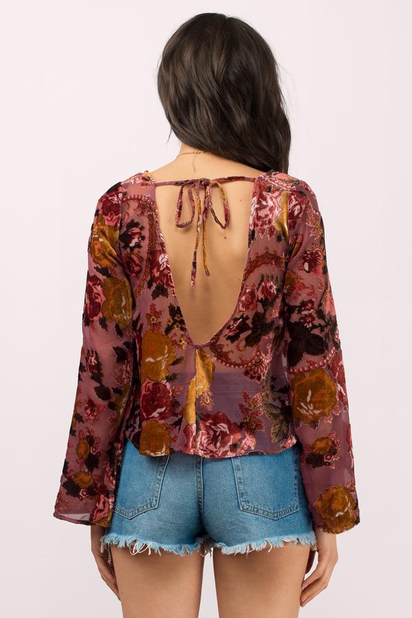 Blush Colored Blouse