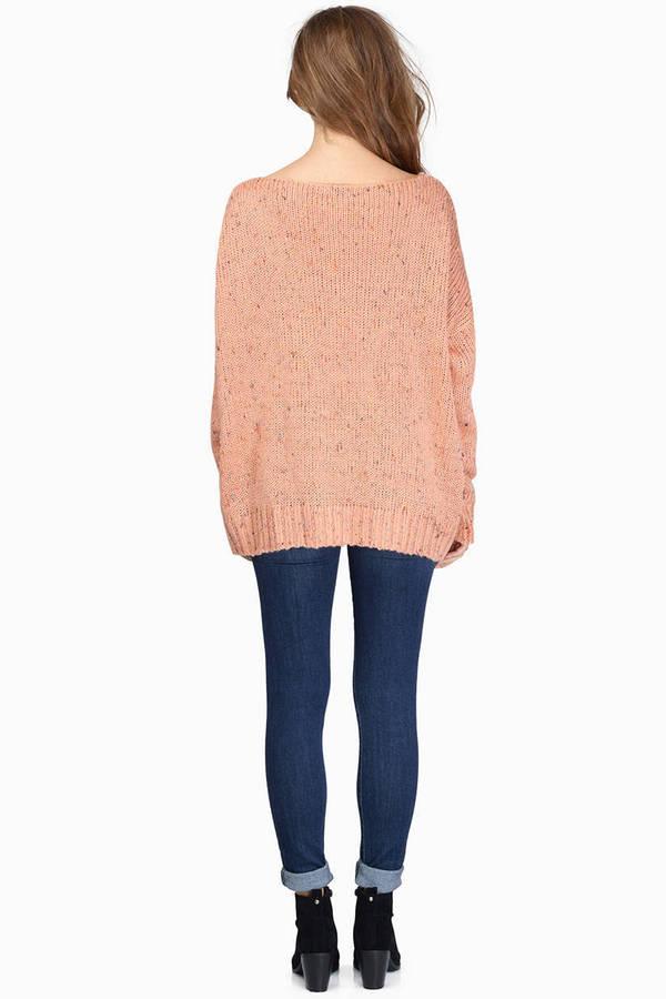 Snuggle Me Sweater