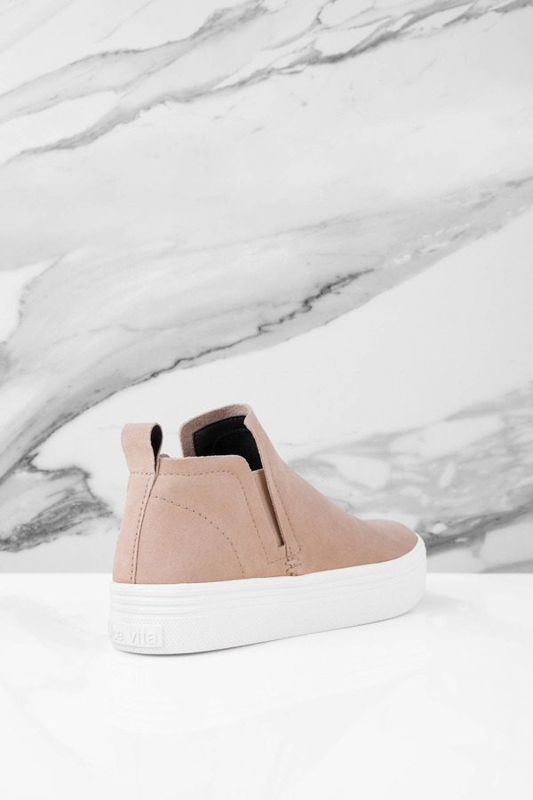 On Slip Tate Suede Slip On Suede Sneakers Tate EWYH2D9I