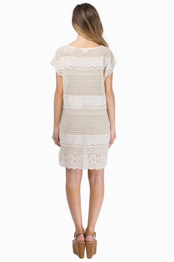 somedays lovin Dimensions Lace Tee Dress