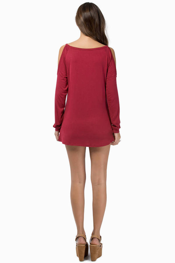 Cassidy Cold Shoulder Sweater