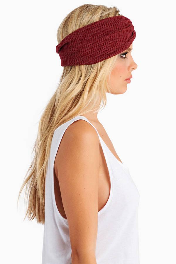Close Knit Headband