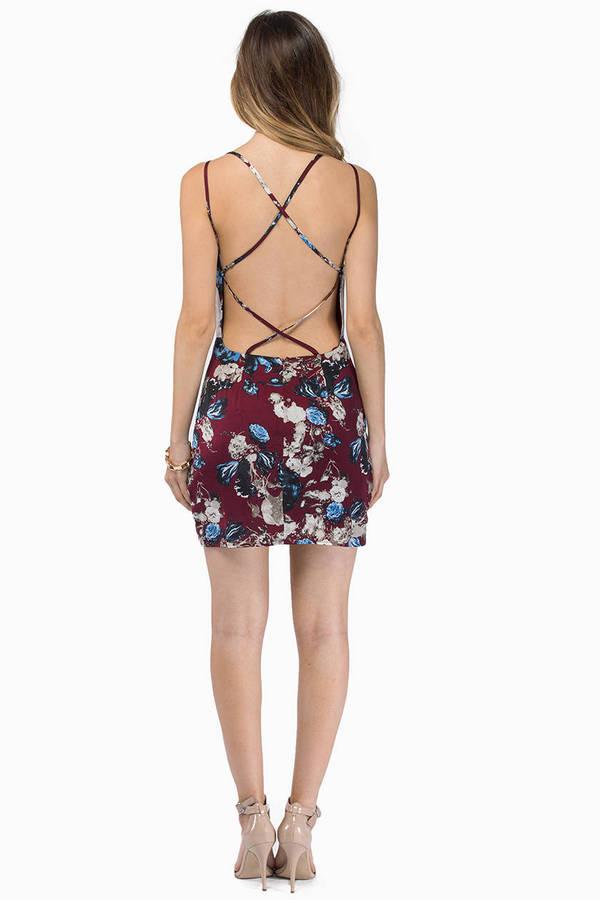 Floral Fury Dress