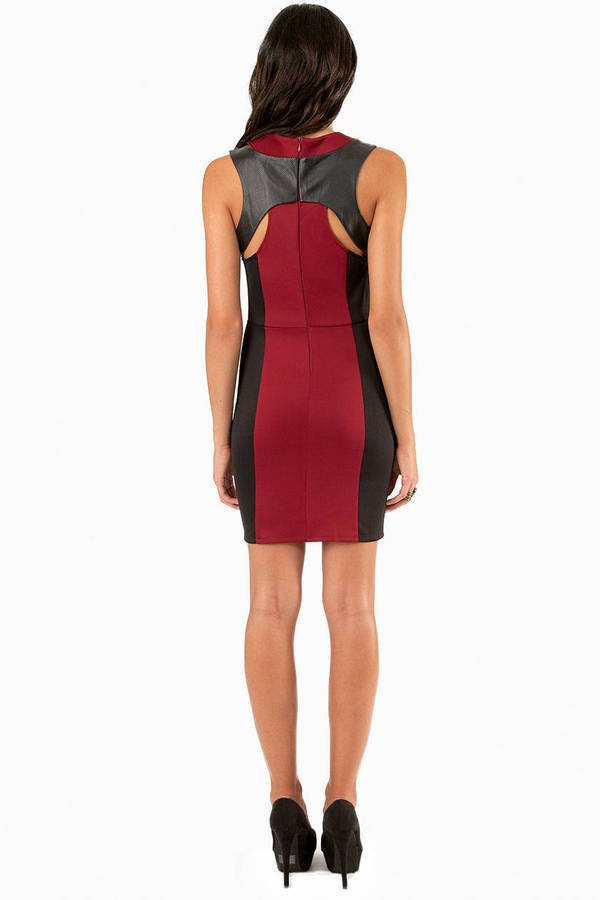 Katrina Colorblock Dress