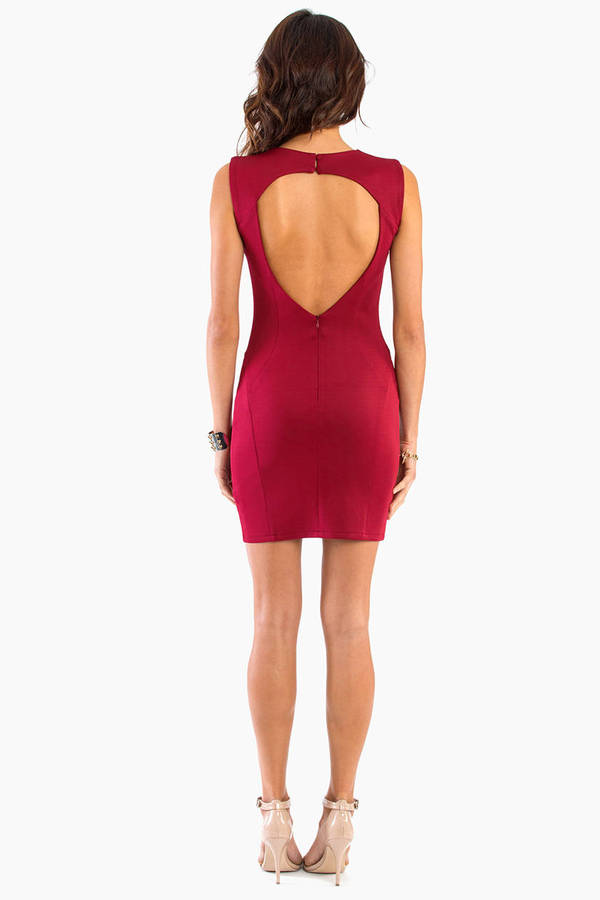 Luna Bodycon Dress