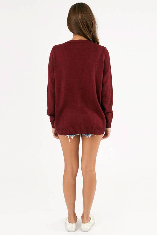 Mindy Knit Cardigan