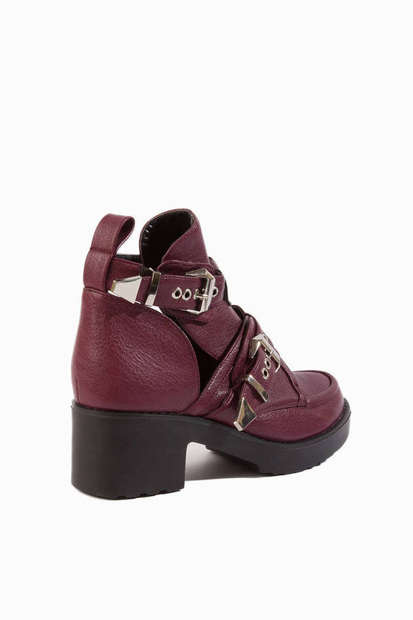Rebel Scholar Booties