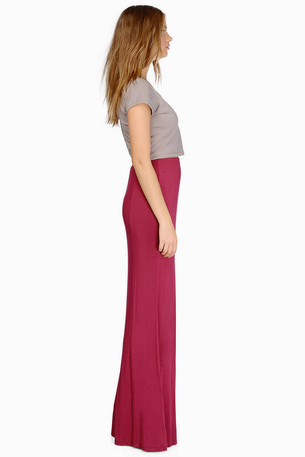 split in two maxi skirt 14 00 tobi