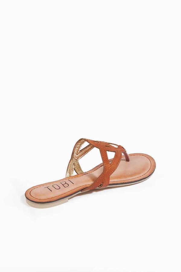 Shiny Vision Sandals