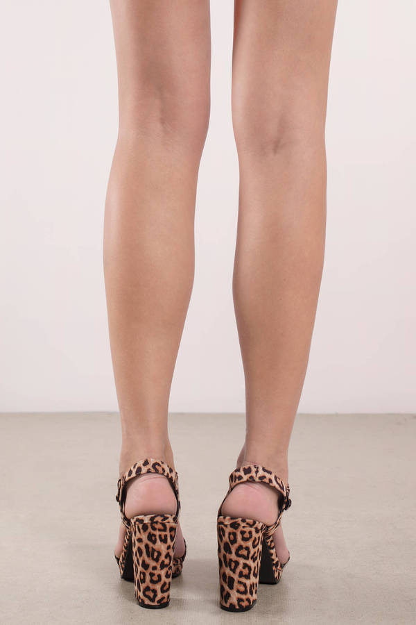 7106fa125bb Nude Heels - Clear Clubbing Heels - Nude Night Out Heels - £27