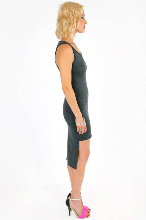 Tank High Low Dress