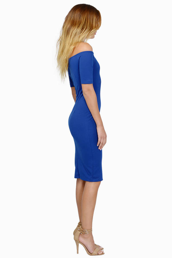 Miss Independent Bodycon Dress