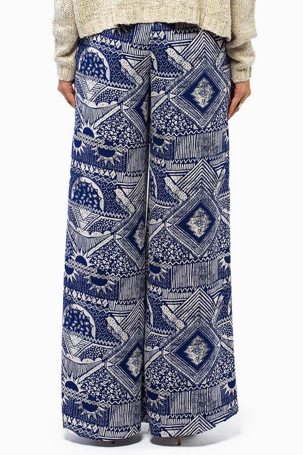 True Love Tribal Print Pants