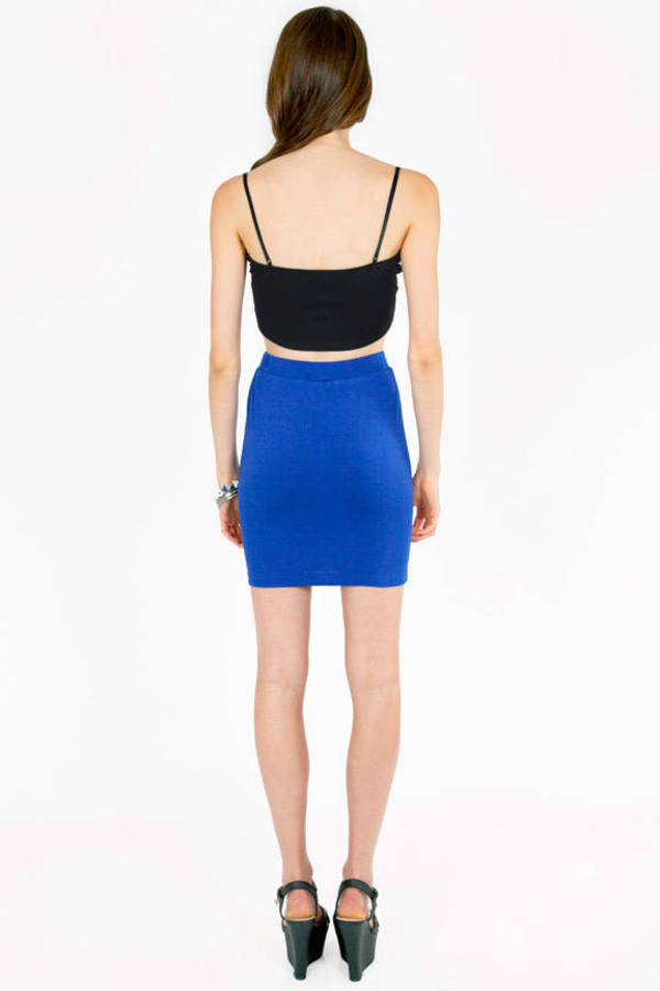 Zippy Pencil Skirt