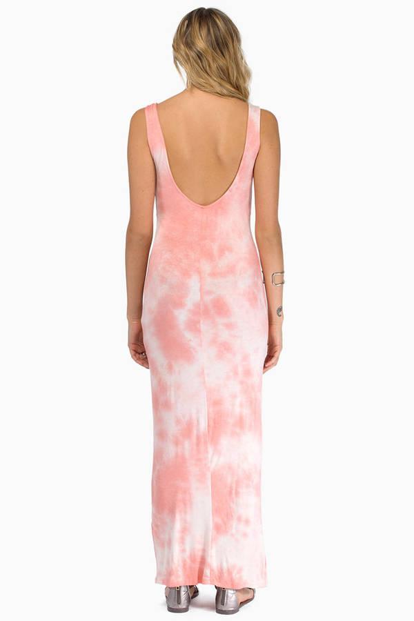 Do Or Dye Maxi Dress