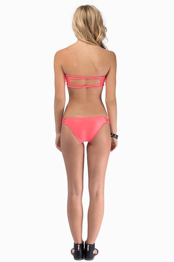 Knotty Siren Bikini Set