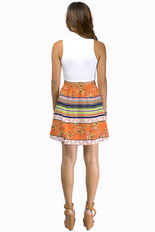 Chamomile Skirt