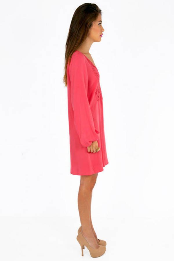 Nena Crochet Dress