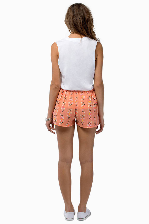 Turned Around Shorts