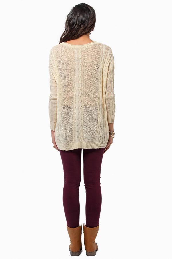 Agoura Hill Sweater