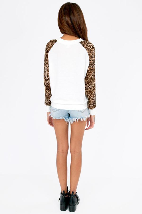 Glamorous Run Wild Sweater