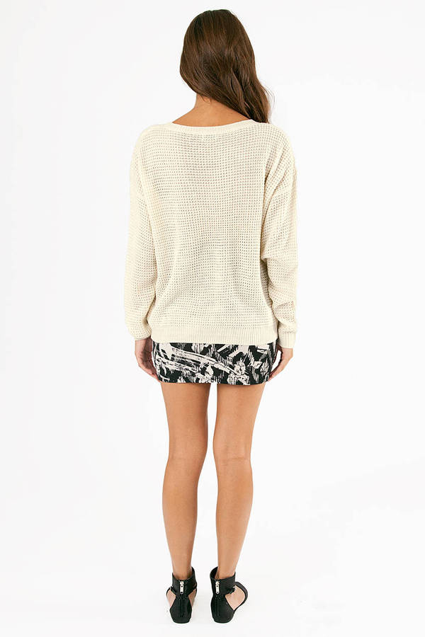Betsey Knit Sweater