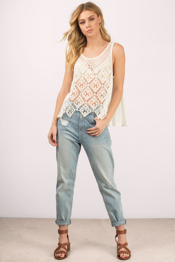 Doheny Towne Tank Top
