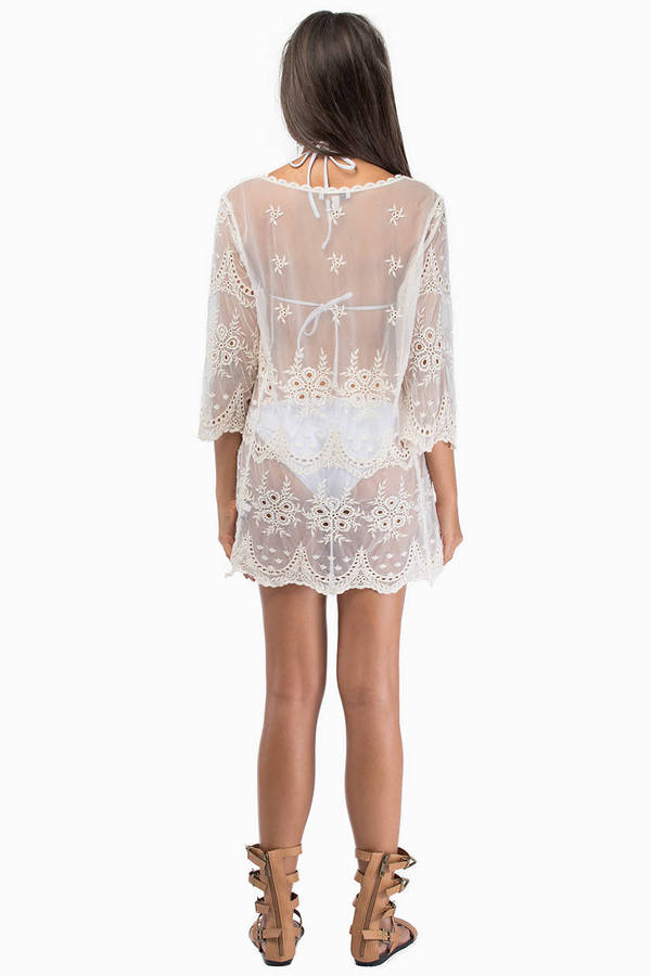 Lace It On Me Top