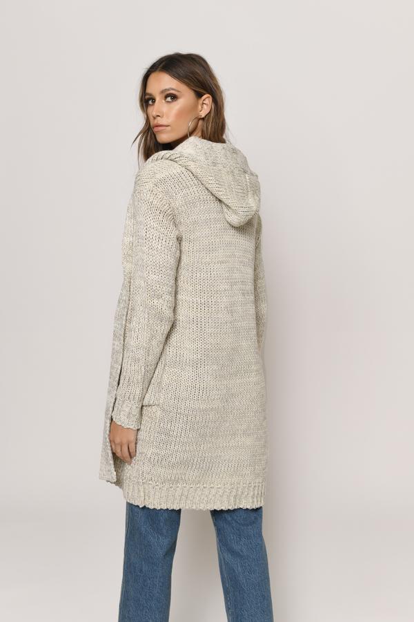 fd6e81ddff0 Cute Cream Multi Cardigan - Knitted Cardigan - Cream Multi Cardigan ...