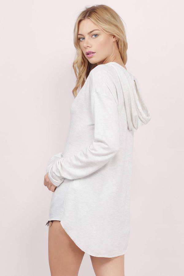 Pamela Hooded Sweater
