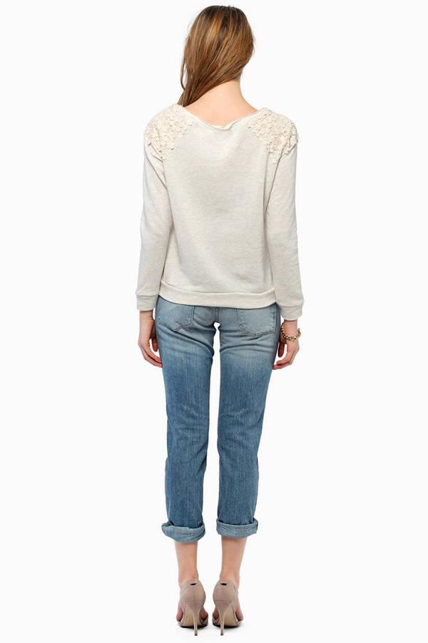 Sweet Mystery Sweatshirt