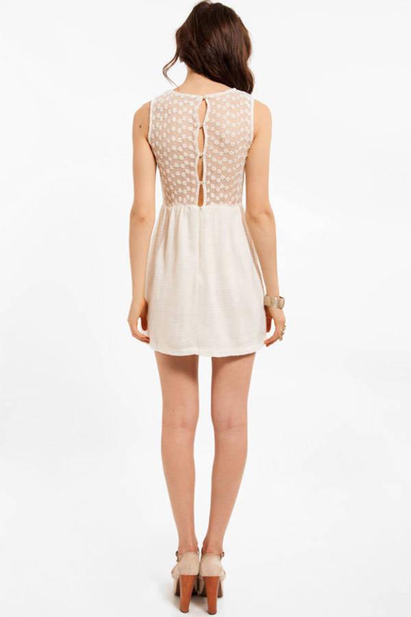 Sweet Tweed Dress