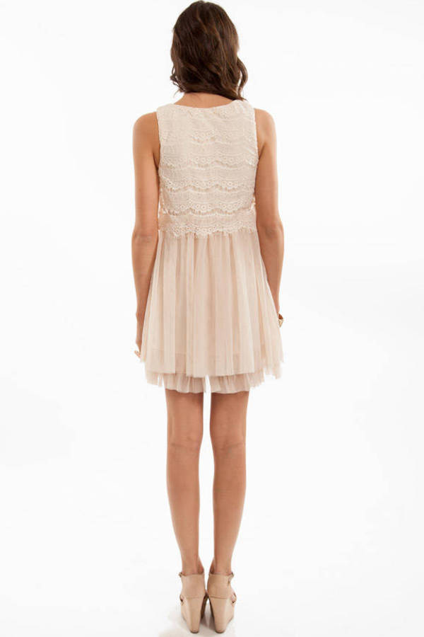 Tulle Cute Dress